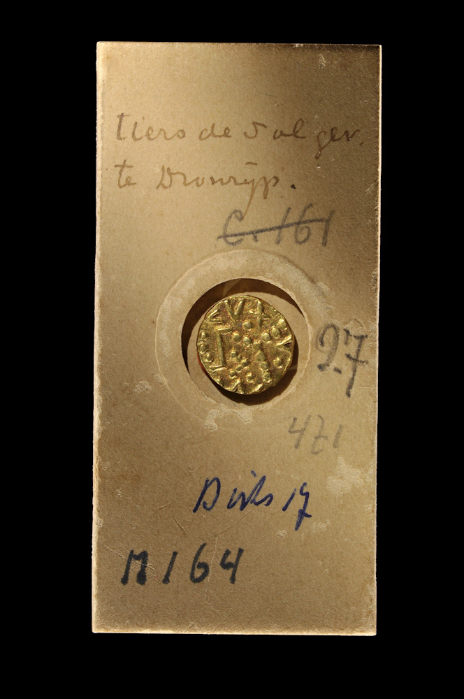 Münze aus Dronrijp